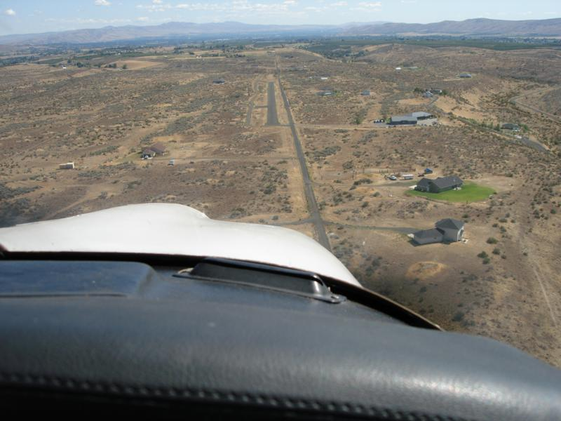 On Final for Runway 07